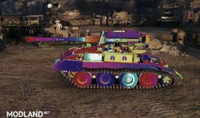 "M56 Scorpion Skin ""Rainbow"" 1.0.1++ [1.0.1.1]"